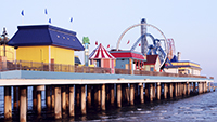 Galveston Island Historical Pleasure Pier
